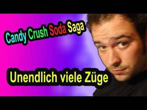 Candy Crush Soda Saga unendlich Züge
