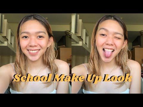 Fresh & Glowing College Makeup Routine | Joella ♡ thumbnail
