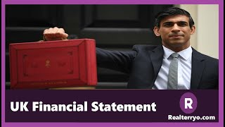 UK Financial Statement 3rd March 2021