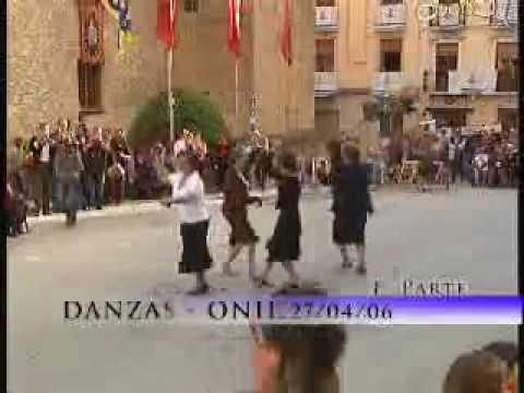 Fandango Rodaet (Dins les danses d'Onil)