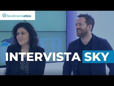 Intervista Sky su Rendimento etico 🚀 | Andrea Maurizio Gilardoni