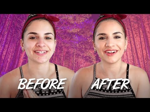 Electric Forest Inspired Festival Makeup Tutorial thumbnail