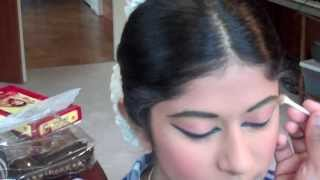 Performance Ready/Chapter 2 - Make-up for Bharatanatyam