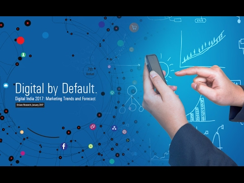 Digital Marketing Webinar: Digital by Default: Marketing Trends & Forecast 2017