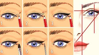 41 MAKEUP TIPS TO MAKE THE BEST OF YOUR BEAUTY