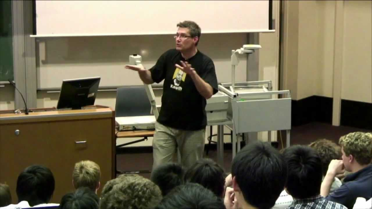 34a: Controlling Errors - Richard Buckland, UNSW