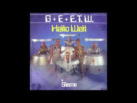G+E+E T W - Sterne (disco pop, Austria 1983)