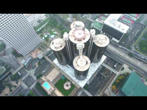 Los Angeles Via Drone Part 6