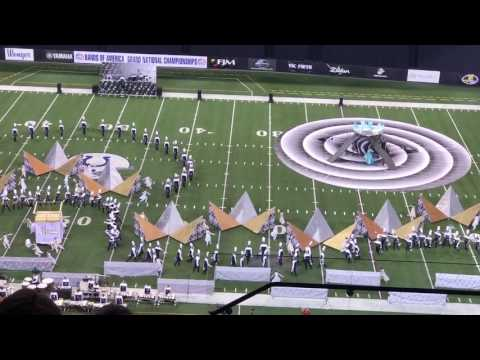 Grand National Championship Marching Bands of America Indianapolis 2016 Finals