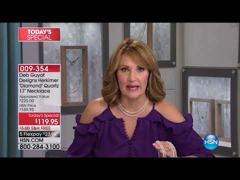 HSN | Designer Gallery with Colleen Lopez Jewelry 08.23.2017 - 01 PM