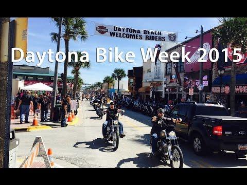 Complete Tour Of Daytona Bike Week 2015
