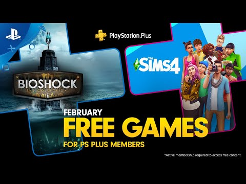 PlayStation Plus - Free Games Lineup February 2020 | PS4