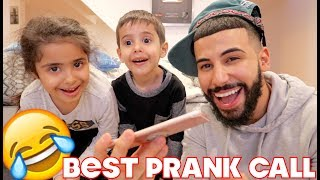 BEST PRANK CALL I'VE EVER DONE!!! *hilarious*