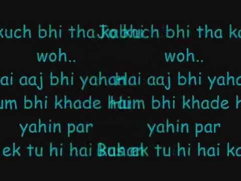 Soneya Dil Todhna hi tha(Lyrics) - Prince USMAN