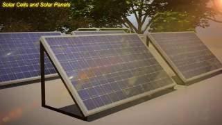 Solar cells & Solar Panels