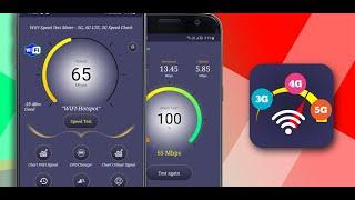 WiFi Speed Meter - SpeedCheck 5G, 4G, 3G - Cleaner -V1.9 screenshot 5