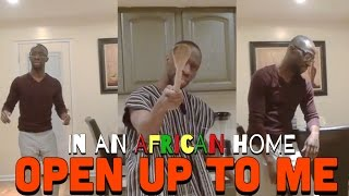 In An African Home: Open Up To Me (Clifford Owusu)