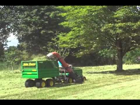 john deere rasenm her youtube. Black Bedroom Furniture Sets. Home Design Ideas
