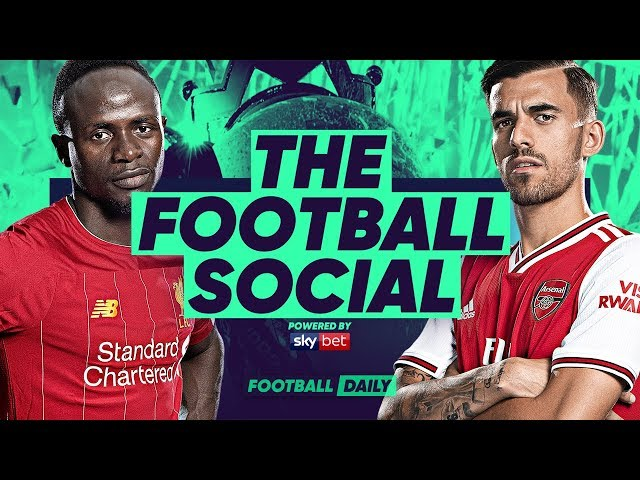 LIVERPOOL 3-1 ARSENAL | Salah Double Inflicts Arsenal To Their 1st Defeat