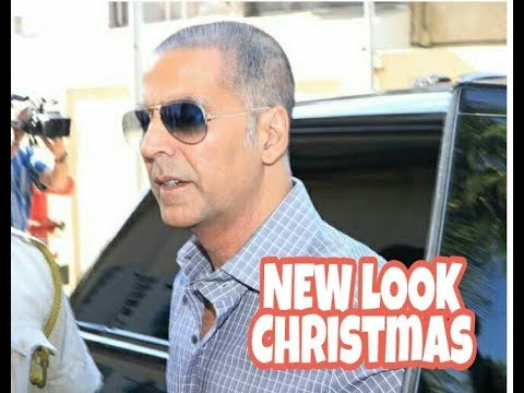Akshay Kumar New Hairstyle Akshay Kumar Family Vacation