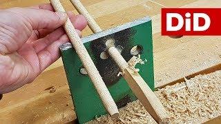 878. Płytka do kołków drewnianych DIY PRO 2.0