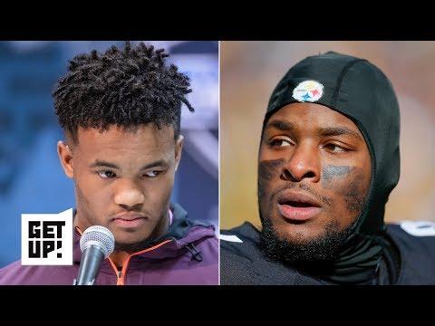 Top 5 NFL Offseason Predictions   Get Up!