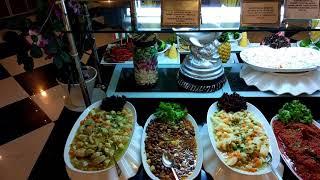 Alanya, Delphin Deluxe Resort 5* ужин главный ресторан.