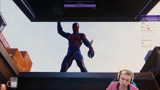 Marvel's Spider-Man - Суперзлодеи! Сражение с шокером, стервятником, носорогом и скорпионом! #5