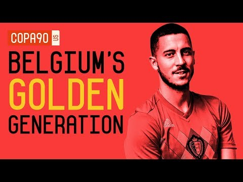 Belgium's Golden Generation: World Cup or Bust