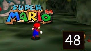 Super Mario 64 - Hazy Maze Cave - Navigating the Toxic Maze - 48/120 thumbnail