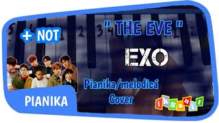 EXO - THE EVE | COVER PIANIKA/MELODICÁ + NOT IN DESCRIPTION Mp3
