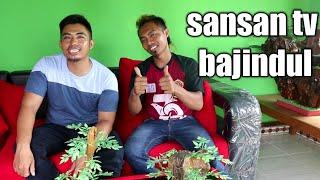 Download Video SANSAN TV KETEMU BAJINDUL GOKIL ABIS - goes to magetan #1 MP3 3GP MP4