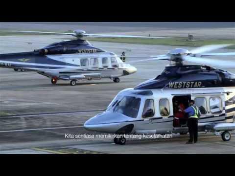 WESTSTAR AVIATION SERVICES SAFETY VIDEO 2018