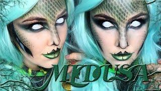 Medusa Makeup Tutorial!