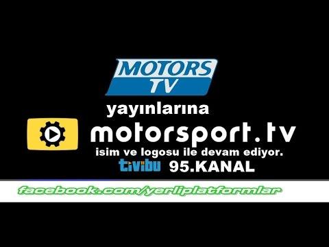 Motor sport tv t v bu ev go 95 kanal yerl for How to watch motors tv online