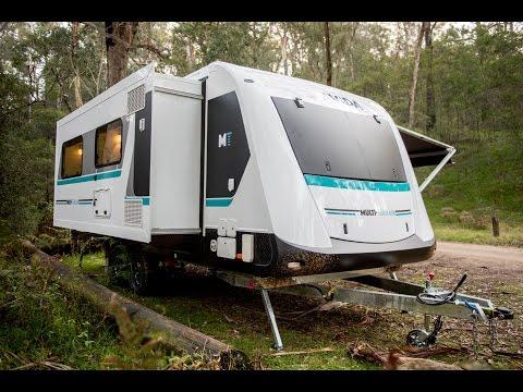 Revolutionary Australian Caravan - Avida Topaz