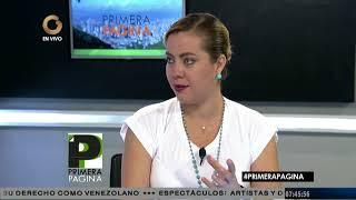 Molina: El pueblo manifestó ante el mundo que en Venezuela hay democracia (2/2)
