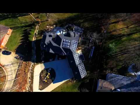 Solar Panels on Home - Modern Energy - Ohio Solar Panel Installer