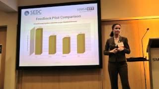 Jessica Stromback at Smart Utilities Scandinavia