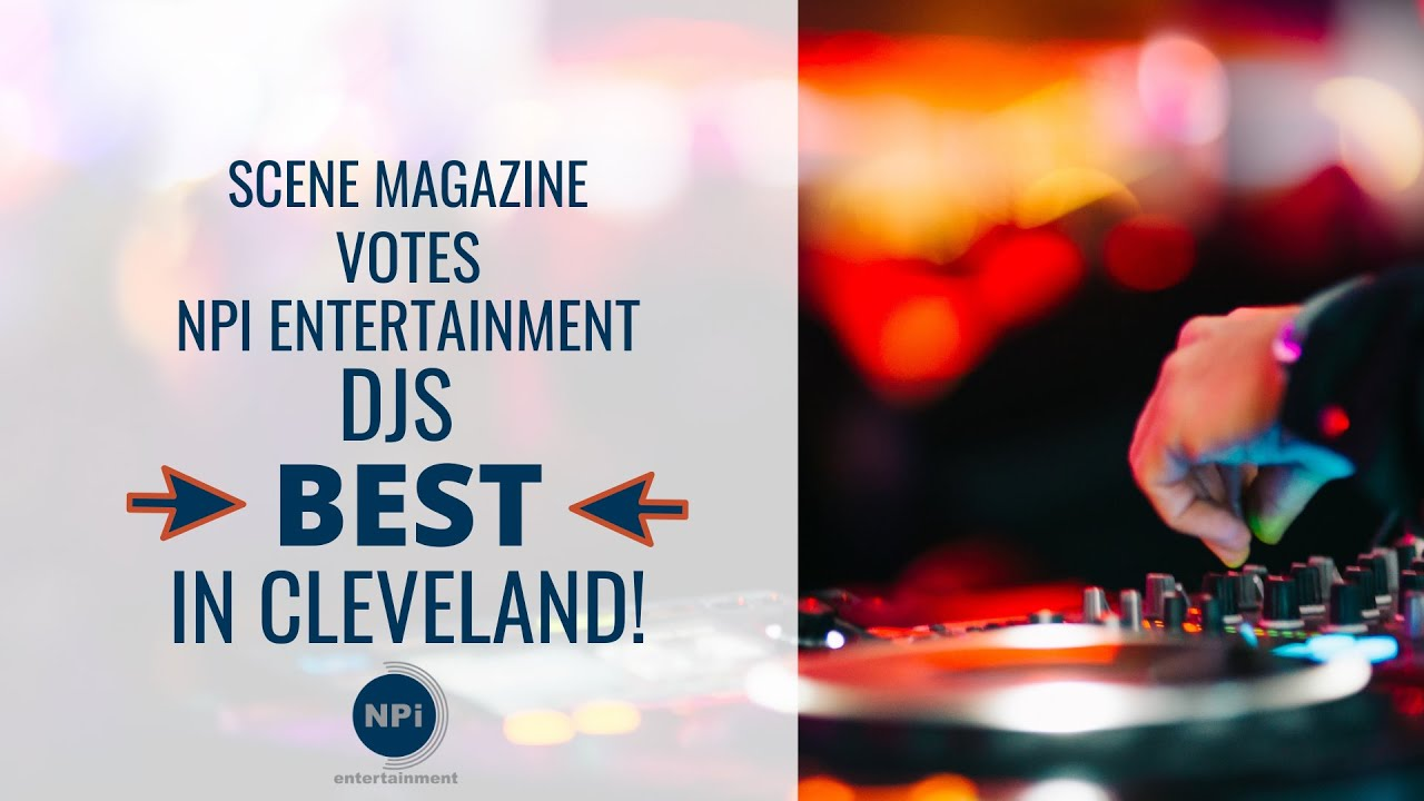 Best DJs in Cleveland!