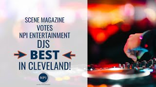 Best DJs in Cleveland! Scene Magazine & NPi Entertainment