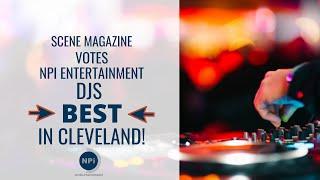 Best DJs in Cleveland! Scene Magazine & NPi Entertainment