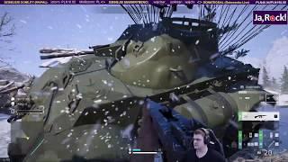 CZOŁG Z NIEBA - Battlefield V Firestorm / 25.03.2019 (#4)
