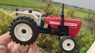 Toy tractor unboxing new model arjun 605