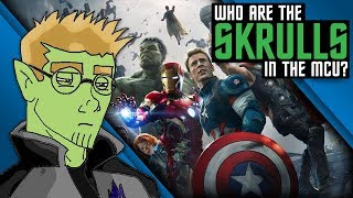 Who are the SKRULLS in the MCU?