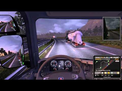 Euro Truck Simulator 2 - S2E35 - Rijeka to Murcia Part 2