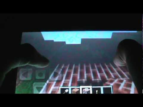 Планшет Explay Informer 701 (игра minecraft)