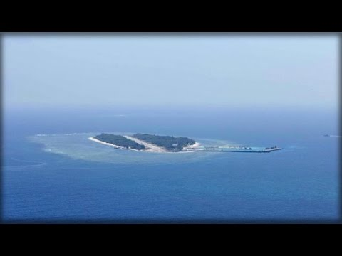 GOOGLE TO HIDE CHINESE MILITARY STRUCTURES IN SOUTH CHINA SEA?