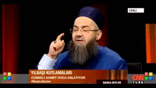 Cubbeli Ahmet Hoca CNN TURK Baska Seyler - 21-12-2014 - Canli - KISIM 7