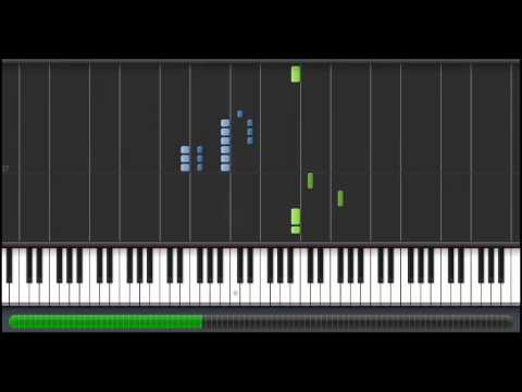 How to Play Vanessa Carlton  A Thousand Miles on Piano 100%